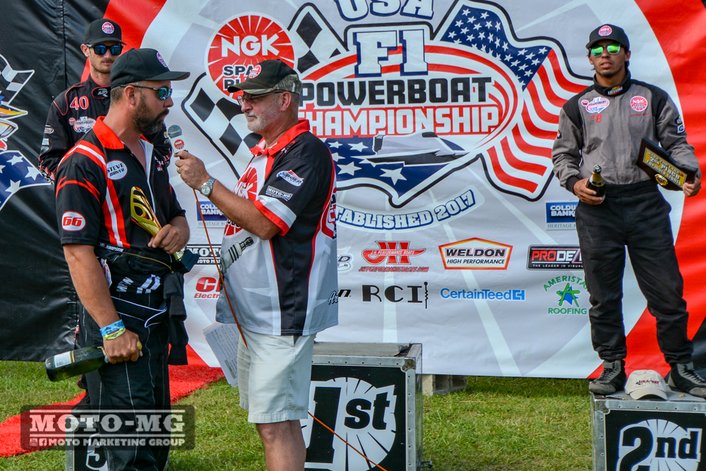 NGK F1 Powerboat Championship F Lights Springfield, OH 2018 MOTO Marketing Group-53