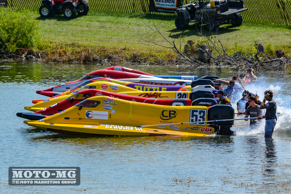 NGK F1 Powerboat Championship F1 Springfield, OH 2018 MOTO Marketing Group-122