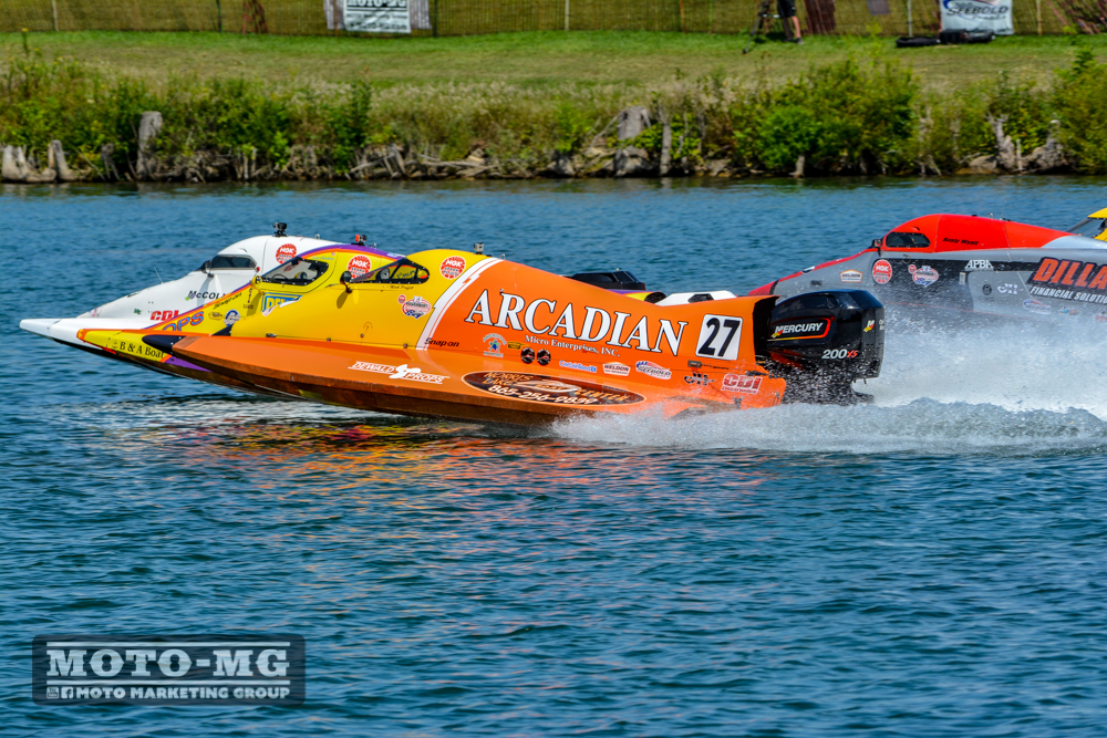 NGK F1 Powerboat Championship F1 Springfield, OH 2018 MOTO Marketing Group-134