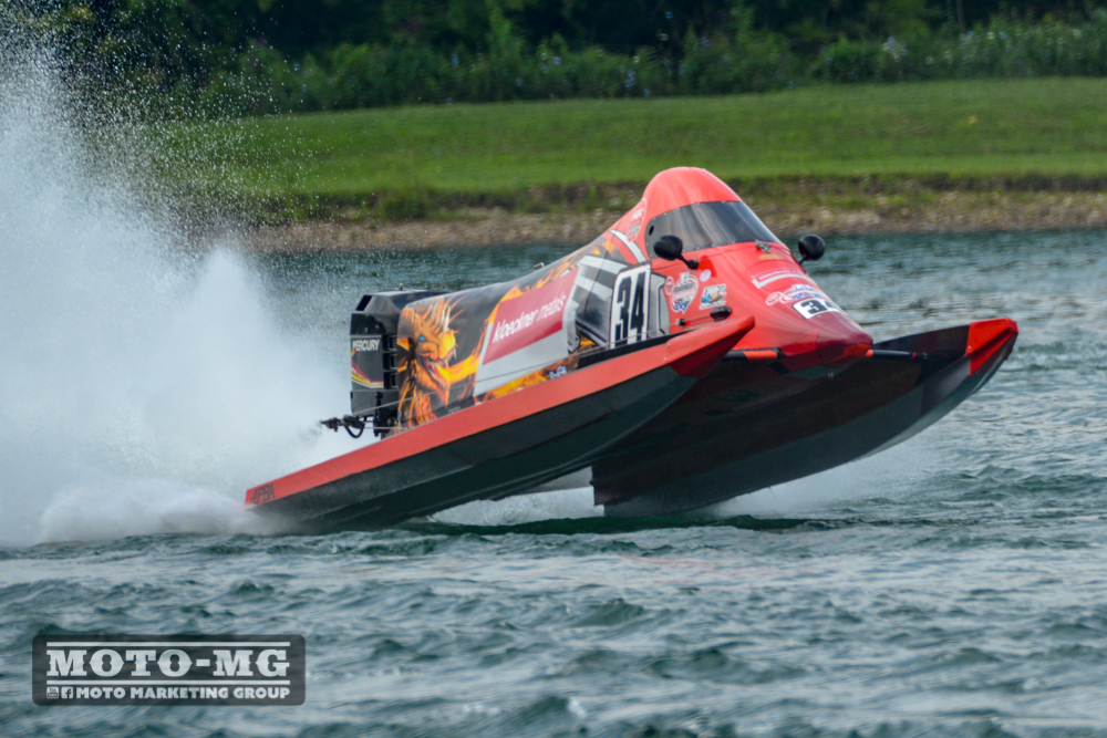 NGK F1 Powerboat Championship F1 Springfield, OH 2018 MOTO Marketing Group-25