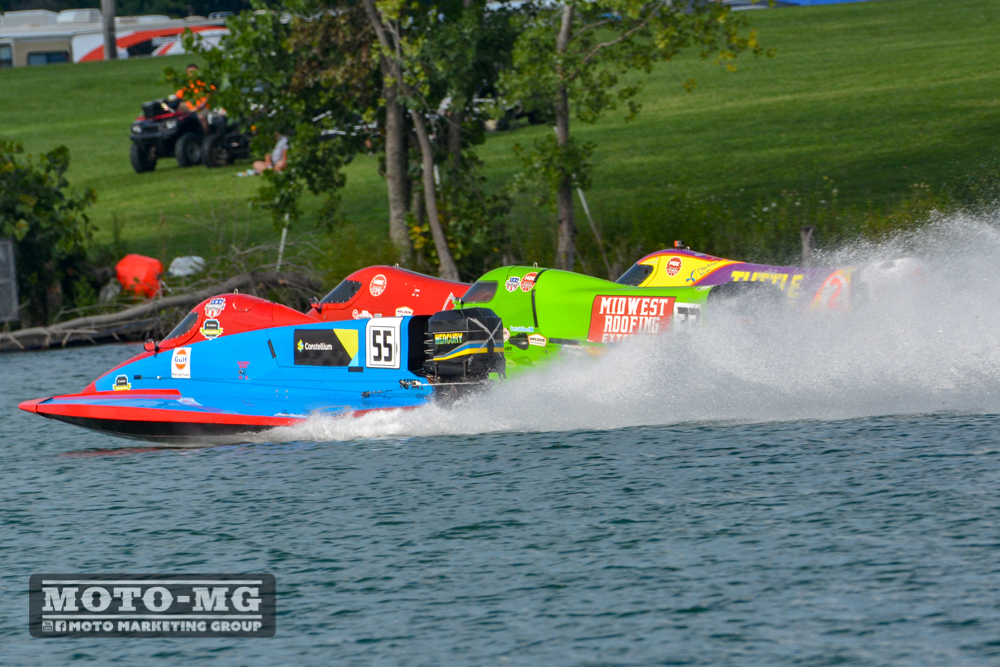 NGK F1 Powerboat Championship F1 Springfield, OH 2018 MOTO Marketing Group-63