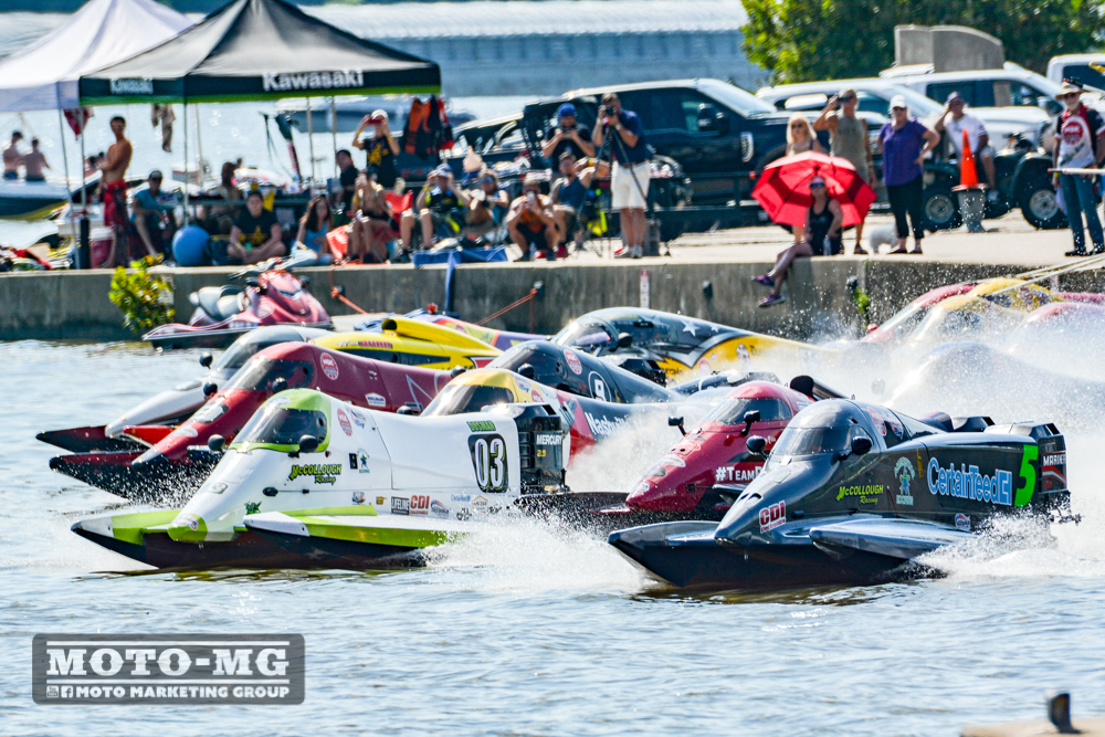 NGK F1 Powerboat Championship Pittsburgh 2018 MOTO Marketing Group-29