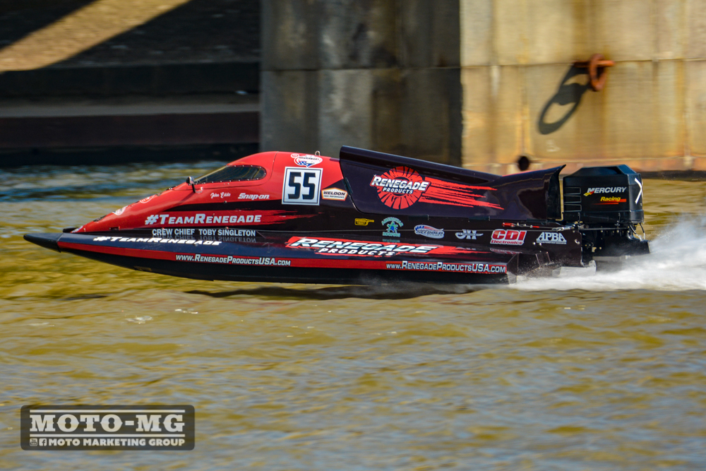 NGK F1 Powerboat Championship Pittsburgh 2018 MOTO Marketing Group-59