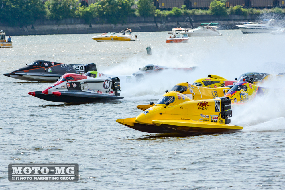 NGK F1 Powerboat Championship Pittsburgh 2018 MOTO Marketing Group-6