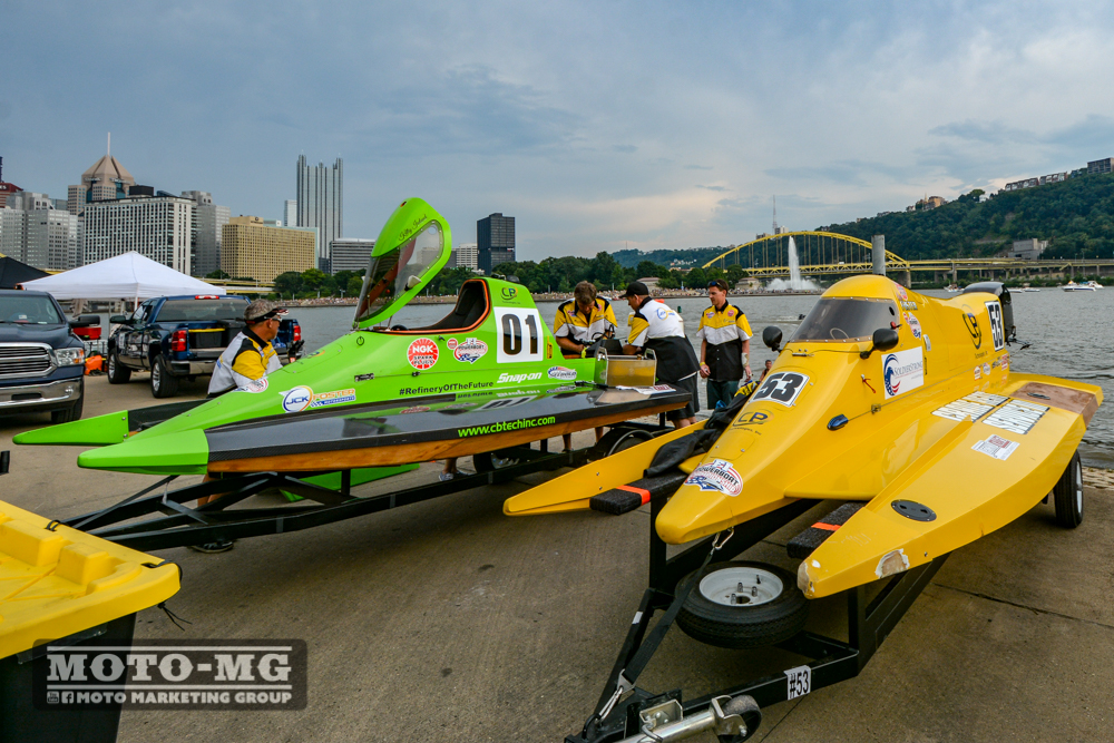 NGK F1 Powerboat Championship Pittsburgh 2018 MOTO Marketing Group-60