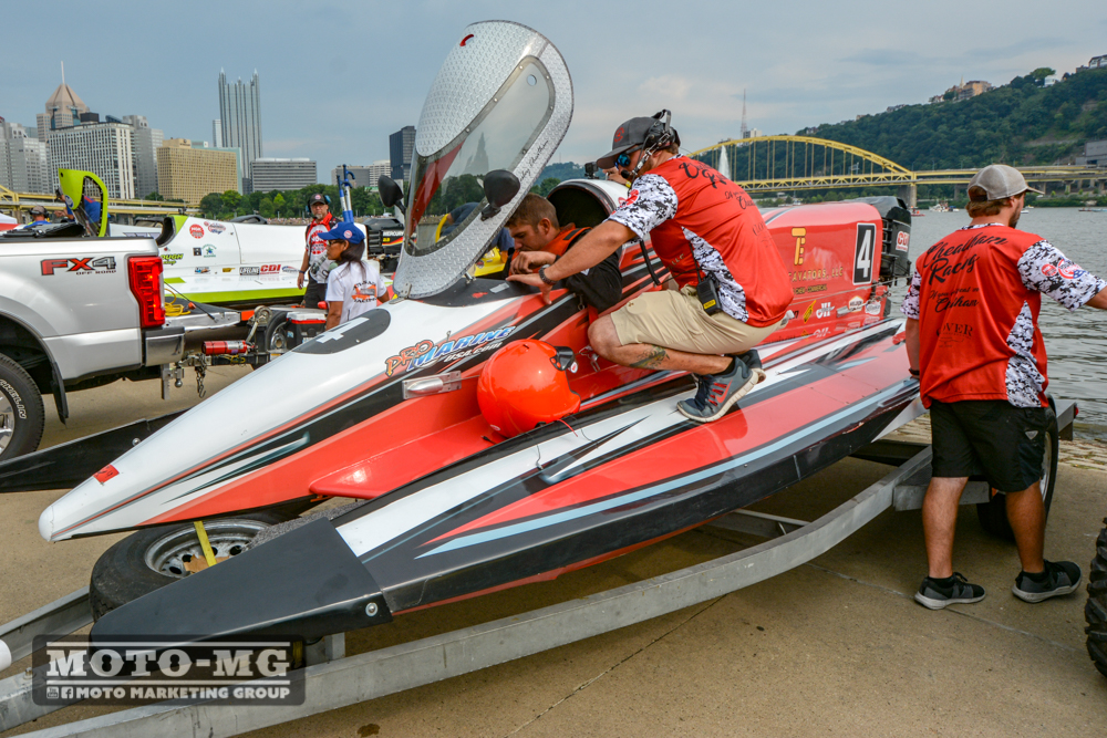 NGK F1 Powerboat Championship Pittsburgh 2018 MOTO Marketing Group-66