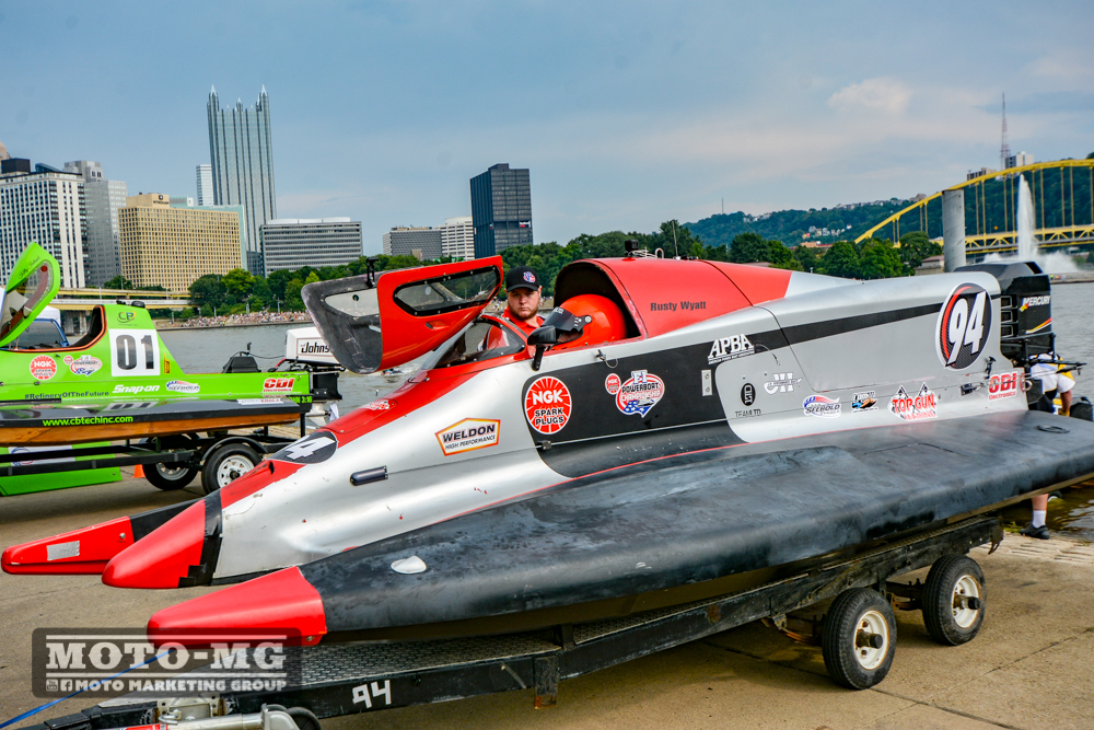 NGK F1 Powerboat Championship Pittsburgh 2018 MOTO Marketing Group-67