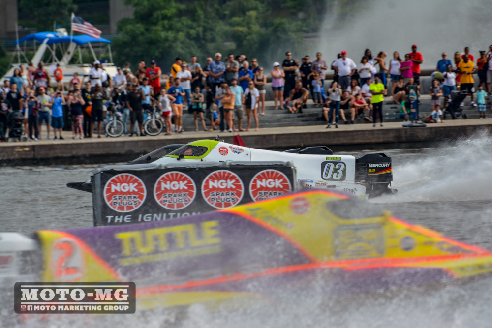 NGK F1 Powerboat Championship Pittsburgh 2018 MOTO Marketing Group-71