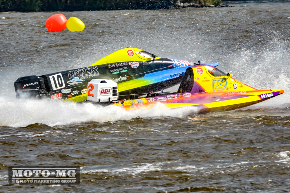 NGK F1 Powerboat Championship Orange, TX 2018 MOTO Marketing Group-107