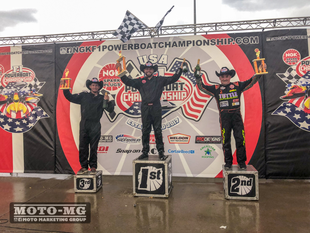 NGK F1 Powerboat Championship Orange, TX 2018 MOTO Marketing Group-118