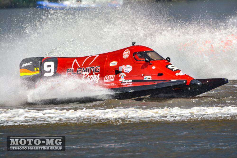 NGK F1 Powerboat Championship Orange, TX 2018 MOTO Marketing Group-125