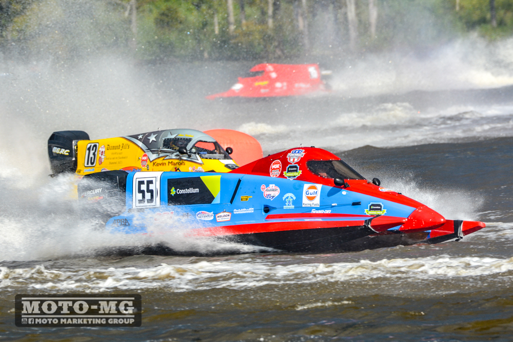 NGK F1 Powerboat Championship Orange, TX 2018 MOTO Marketing Group-128
