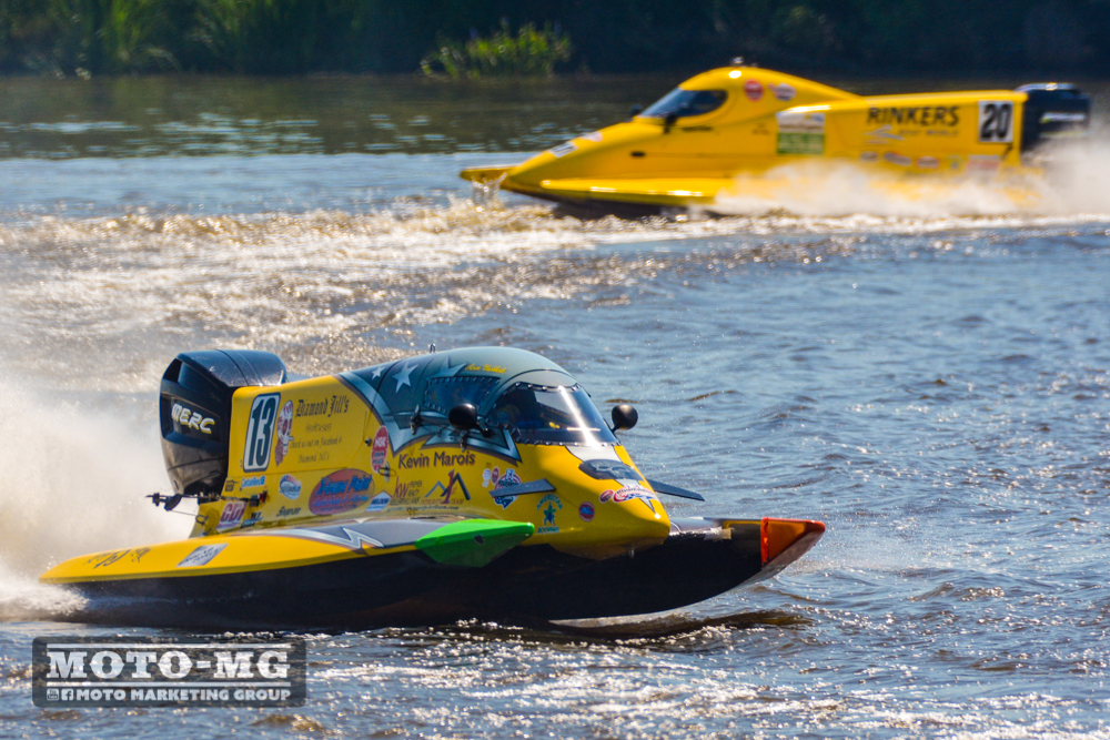 NGK F1 Powerboat Championship Orange, TX 2018 MOTO Marketing Group-20
