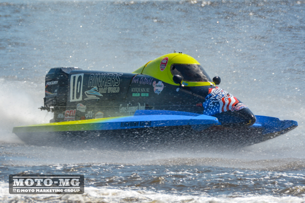 NGK F1 Powerboat Championship Orange, TX 2018 MOTO Marketing Group-34