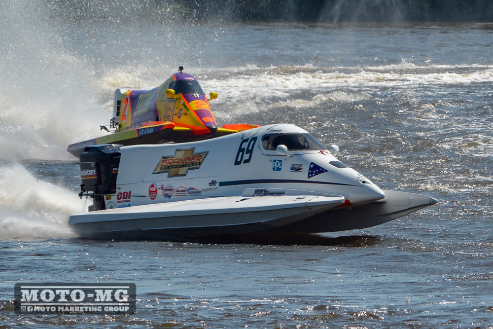 NGK F1 Powerboat Championship Orange, TX 2018 MOTO Marketing Group-35