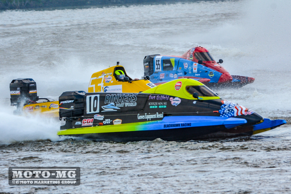NGK F1 Powerboat Championship Orange, TX 2018 MOTO Marketing Group-63