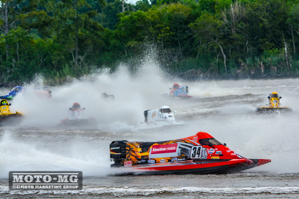 NGK F1 Powerboat Championship Orange, TX 2018 MOTO Marketing Group-78