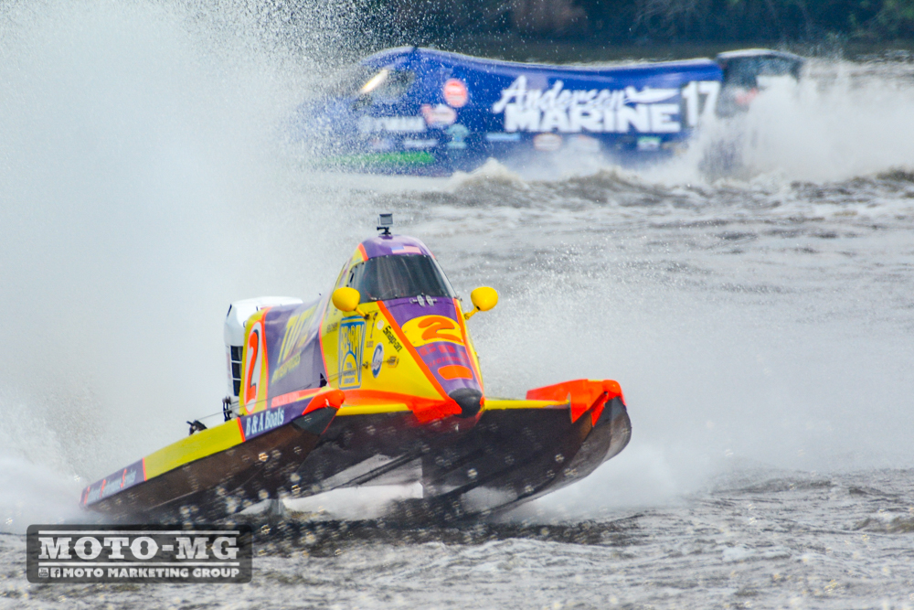 NGK F1 Powerboat Championship Orange, TX 2018 MOTO Marketing Group-87