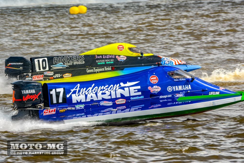 NGK F1 Powerboat Championship Orange, TX 2018 MOTO Marketing Group-88