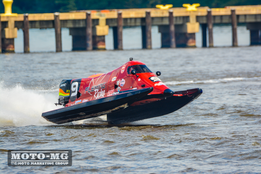 NGK F1 Powerboat Championship Orange, TX 2018 MOTO Marketing Group-9