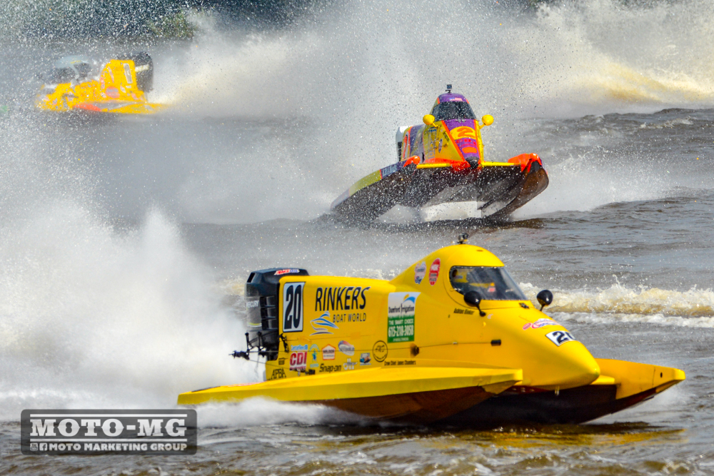 NGK F1 Powerboat Championship Orange, TX 2018 MOTO Marketing Group-97