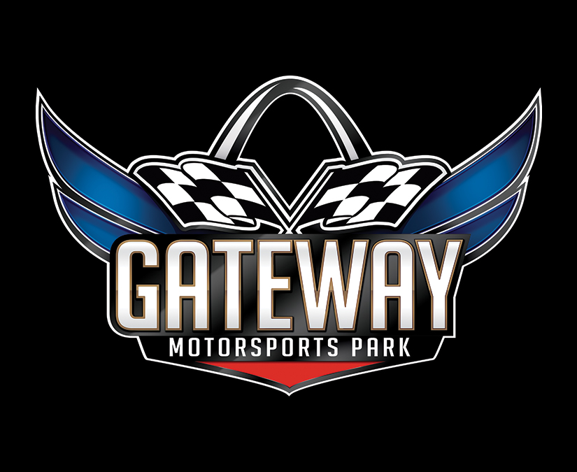Gateway Motorsports Park Logo by MOTO Marketing Group