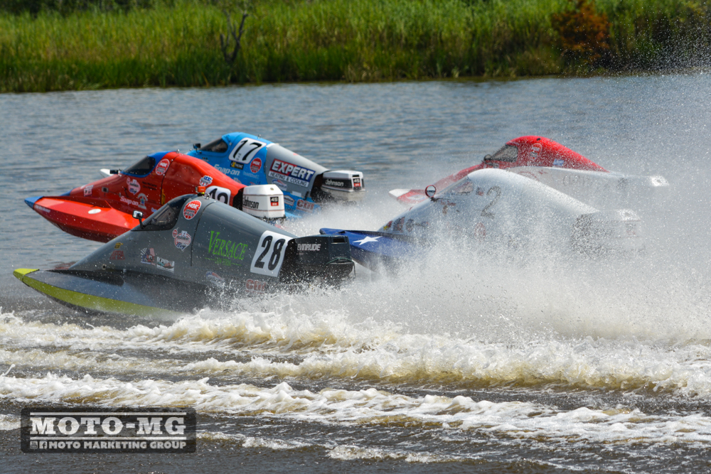 NGK F1 Powerboat Championship Orange, TX F Lights 2018 MOTO Marketing Group-1