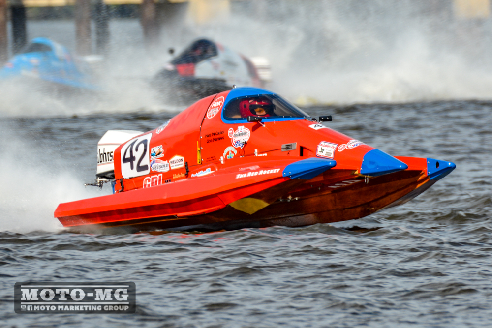 NGK F1 Powerboat Championship Orange, TX F Lights 2018 MOTO Marketing Group-10
