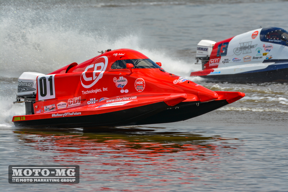 NGK F1 Powerboat Championship Orange, TX F Lights 2018 MOTO Marketing Group-2