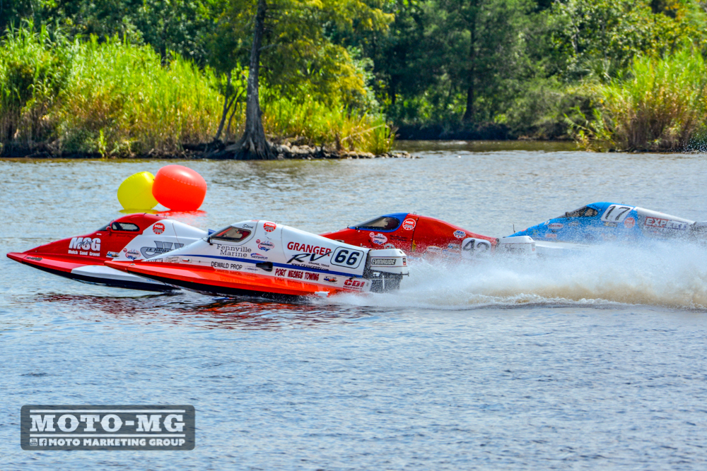 NGK F1 Powerboat Championship Orange, TX F Lights 2018 MOTO Marketing Group-21