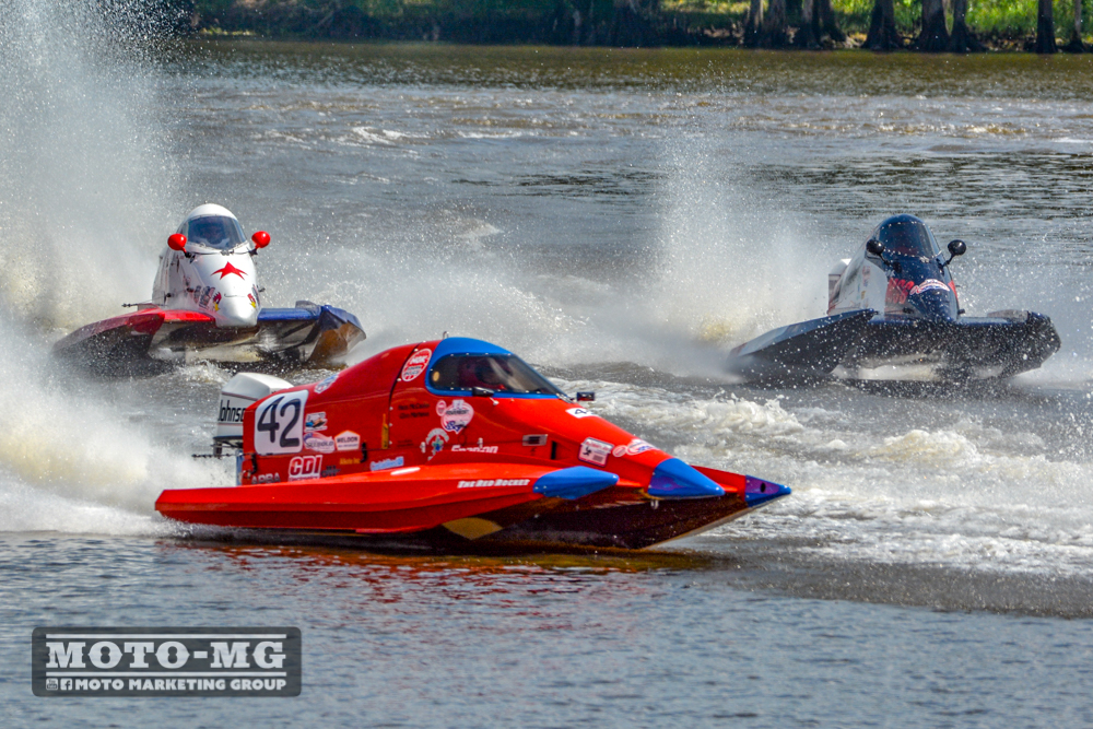 NGK F1 Powerboat Championship Orange, TX F Lights 2018 MOTO Marketing Group-29