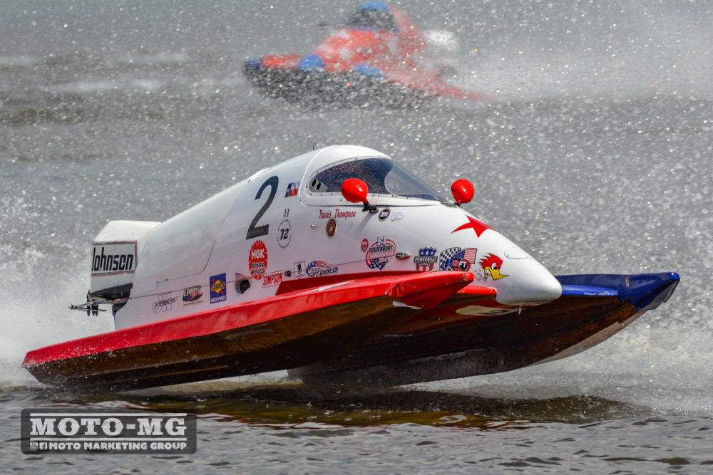 NGK F1 Powerboat Championship Orange, TX F Lights 2018 MOTO Marketing Group-3