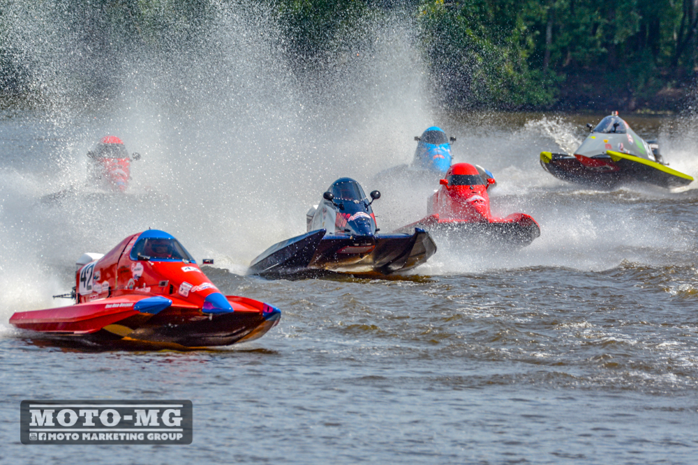 NGK F1 Powerboat Championship Orange, TX F Lights 2018 MOTO Marketing Group-33