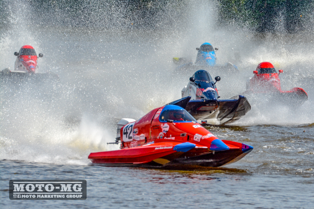 NGK F1 Powerboat Championship Orange, TX F Lights 2018 MOTO Marketing Group-34