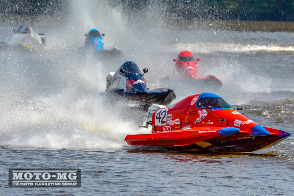 NGK F1 Powerboat Championship Orange, TX F Lights 2018 MOTO Marketing Group-35