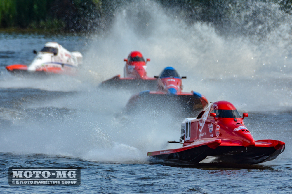 NGK F1 Powerboat Championship Orange, TX F Lights 2018 MOTO Marketing Group-44