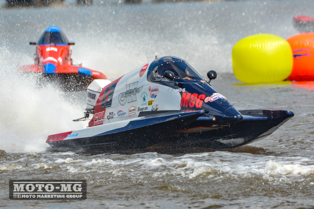 NGK F1 Powerboat Championship Orange, TX F Lights 2018 MOTO Marketing Group-5