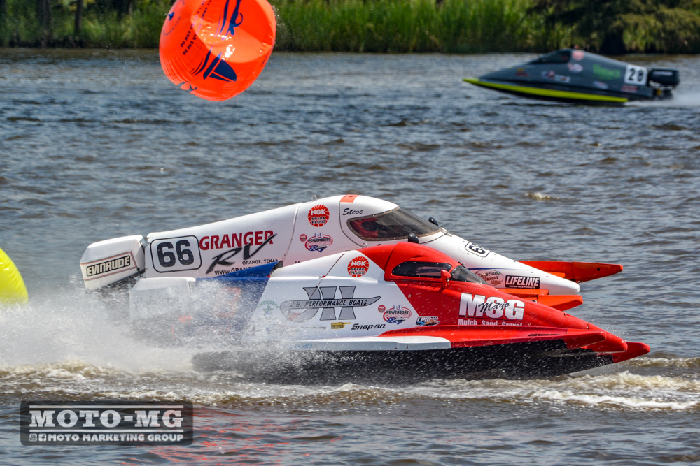 NGK F1 Powerboat Championship Orange, TX F Lights 2018 MOTO Marketing Group-58