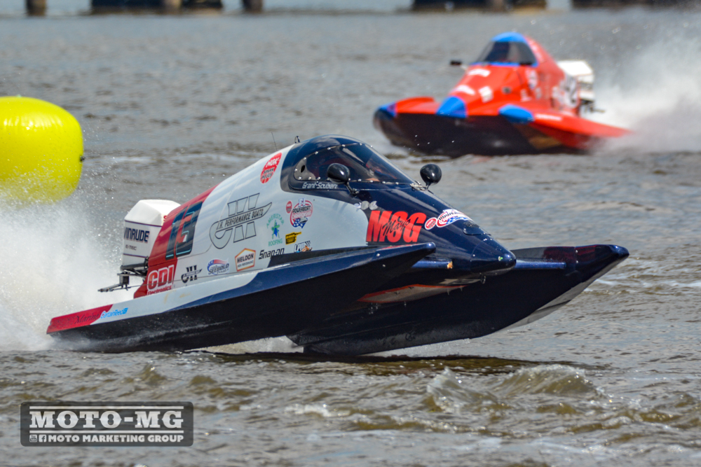 NGK F1 Powerboat Championship Orange, TX F Lights 2018 MOTO Marketing Group-6