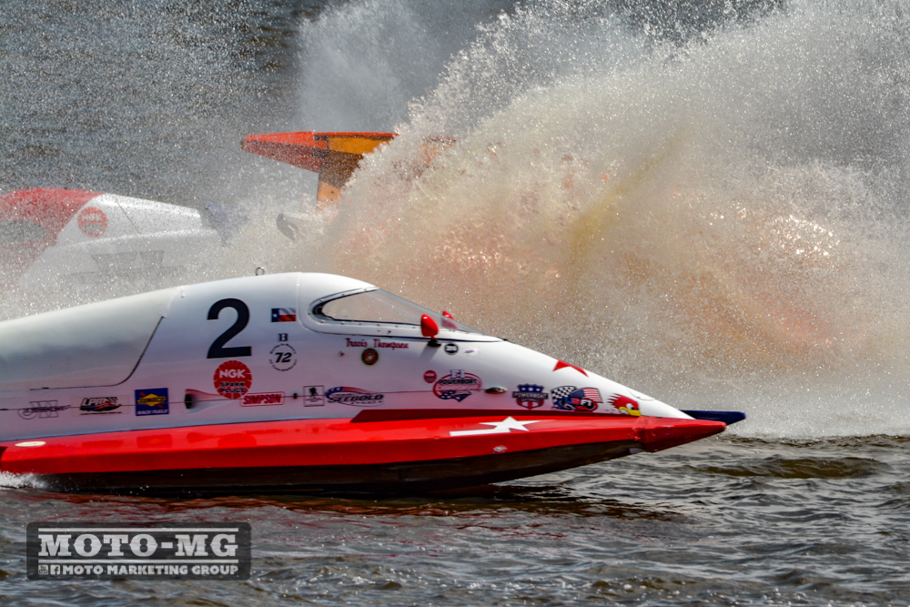 NGK F1 Powerboat Championship Orange, TX F Lights 2018 MOTO Marketing Group-61