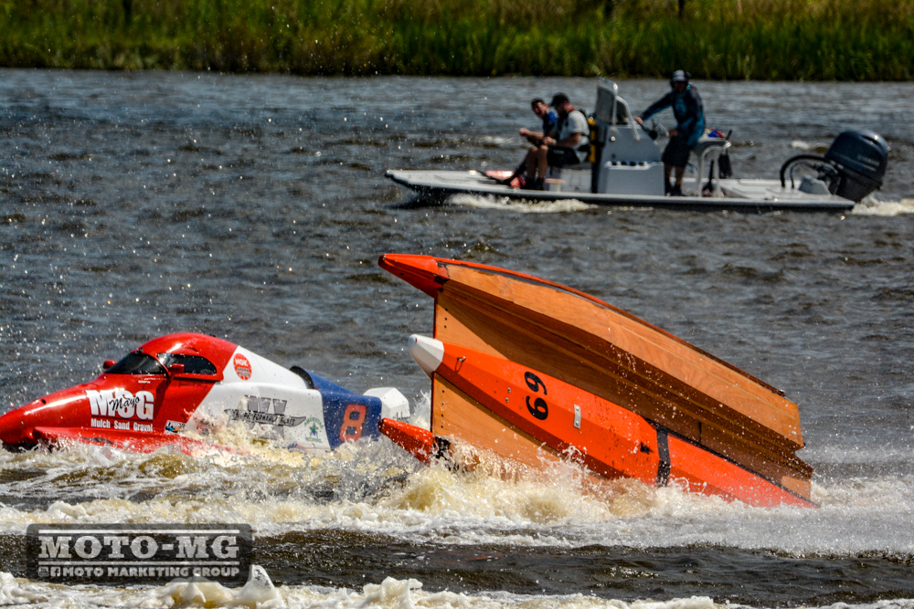 NGK F1 Powerboat Championship Orange, TX F Lights 2018 MOTO Marketing Group-64