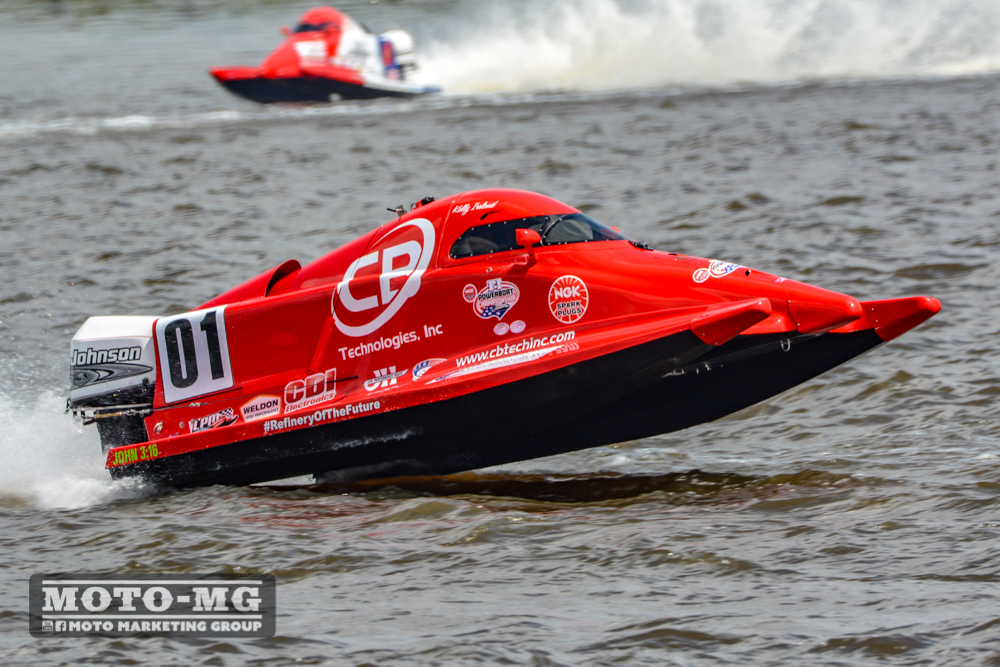 NGK F1 Powerboat Championship Orange, TX F Lights 2018 MOTO Marketing Group-8