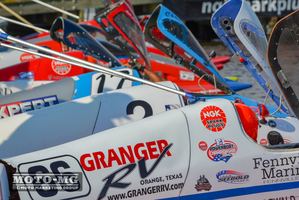 NGK F1 Powerboat Championship Orange, TX F Lights 2018 MOTO Marketing Group-9