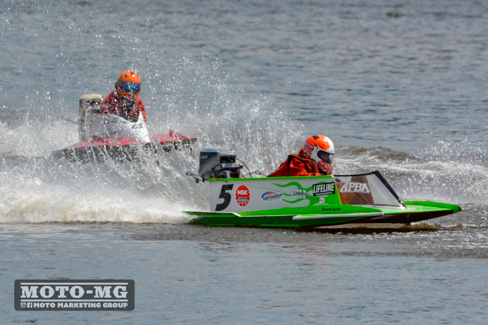 NGK F1 Powerboat Championship Orange, TX J Hydros 2018 MOTO Marketing Group-29