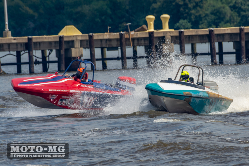 NGK F1 Powerboat Championship Orange, TX Tri Hulls 2018 MOTO Marketing Group-1