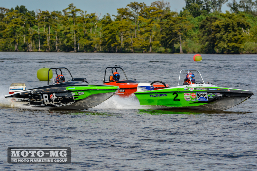 NGK F1 Powerboat Championship Orange, TX Tri Hulls 2018 MOTO Marketing Group-11