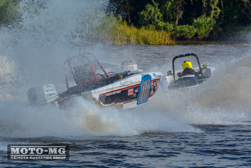 NGK F1 Powerboat Championship Orange, TX Tri Hulls 2018 MOTO Marketing Group-12