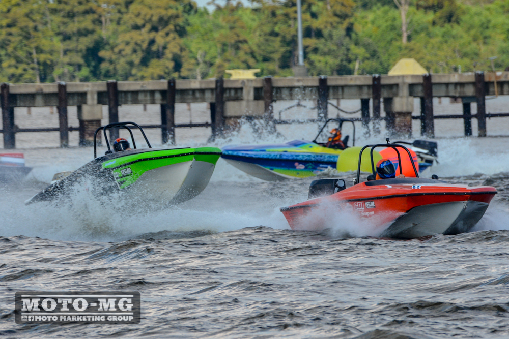 NGK F1 Powerboat Championship Orange, TX Tri Hulls 2018 MOTO Marketing Group-22
