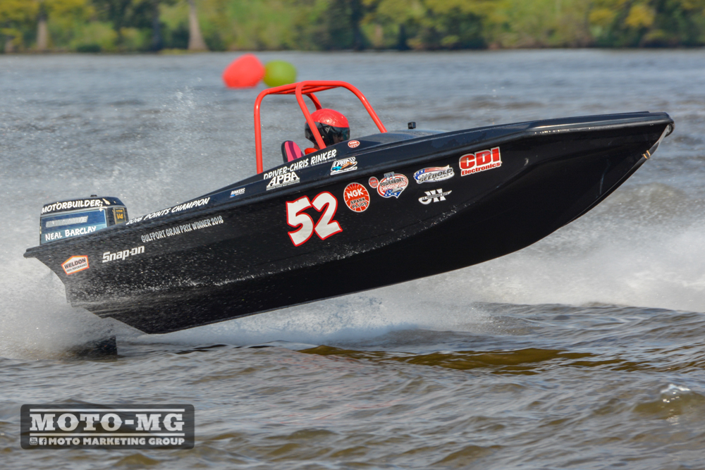 NGK F1 Powerboat Championship Orange, TX Tri Hulls 2018 MOTO Marketing Group-23