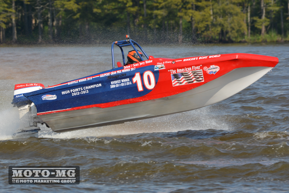 NGK F1 Powerboat Championship Orange, TX Tri Hulls 2018 MOTO Marketing Group-25